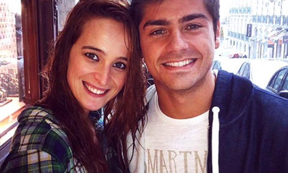 Lourenço Ortigão e Sara Prata