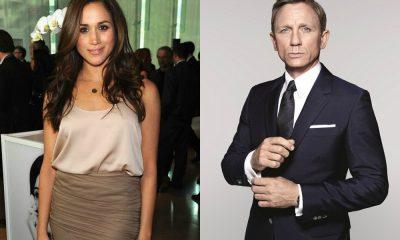 Meghan Markle podia ter sido a próxima Bond girl