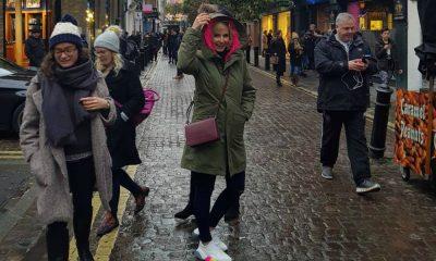 Cristina Ferreira chega a Londres