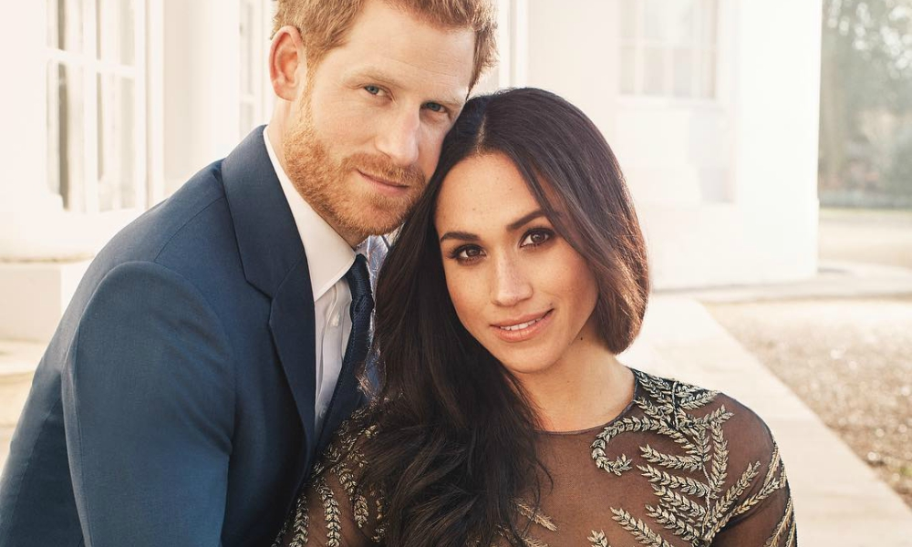 Príncipe Harry e Meghan Markle preparam casamento real