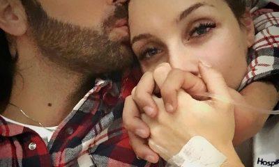 Luciana Abreu e Daniel Souza após o parto