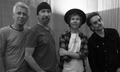 U2 estão de volta ao nosso país