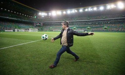 Bruno de Carvalho em Alvalade