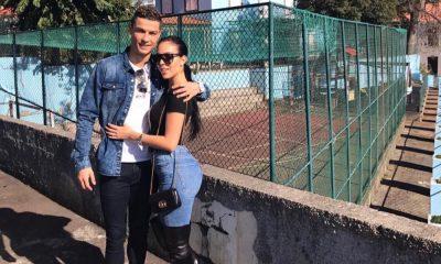 Cristiano Ronaldo e Georgina Rodríguez na Madeira
