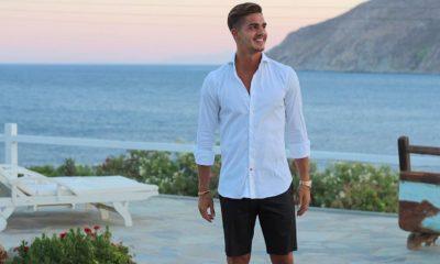 André Silva num destino paradisíaco no Verão