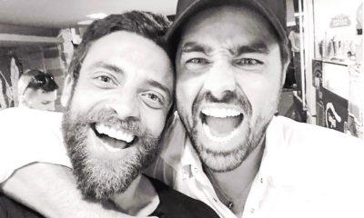 Diogo Amaral com Ricardo Pereira