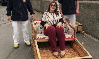 Dolores Aveiro na Madeira