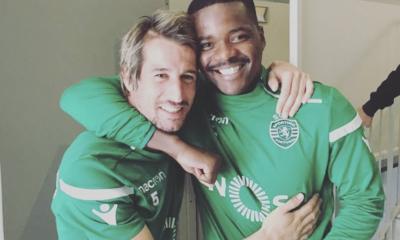 William Carvalho e Fábio Coentrão