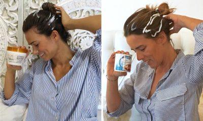 Cláudia Vieira é imitada pela FakeBlogger