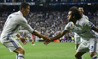Cristiano Ronaldo teve uma brincadeira curiosa com Marcel