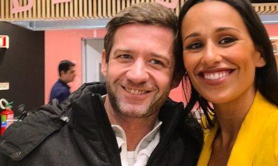 Pedro Granger e Rita Pereira