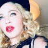 Madonna apoia o filho nas redes sociais