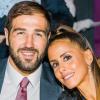 Carolina Patrocínio com o marido Gonçalo Uva