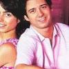 Pedro Granger e Patrícia Tavares há 19 anos atrás