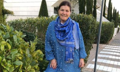 Dolores Aveiro partilhou uma fotografia da sua mãe
