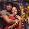Yannick Djaló festejou o aniversário da nova namorada