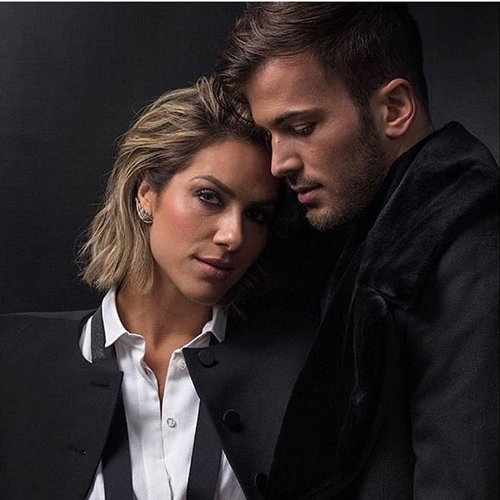 Giovanna Ewbank e David Carreira