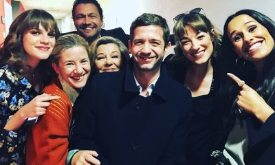 """elenco de """"A Herdeira"""""""