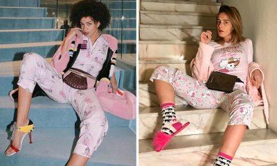 Fake Blogger faz paródia à foto de Ana Sofia Martins