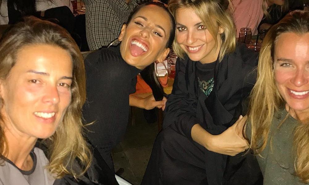 """Fakeblogger sai à noite com o elenco de """"A Herdeira"""""""