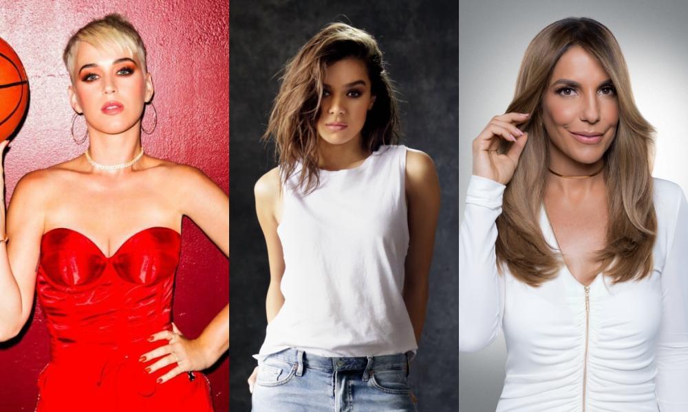 Katy Perry, Jessy J,Hailee Steinfeld e Ivete Sangalo vão atuar no Rock in Rio Lisboa dia 30 de junho