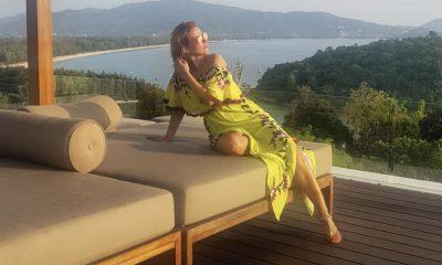 Cristina Ferreira está a passar férias na Tailândia