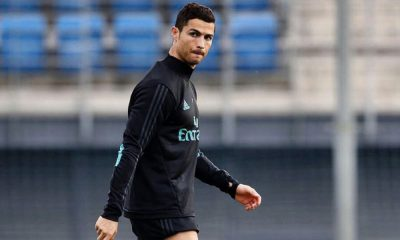Cristiano Ronaldo no Real Madrid