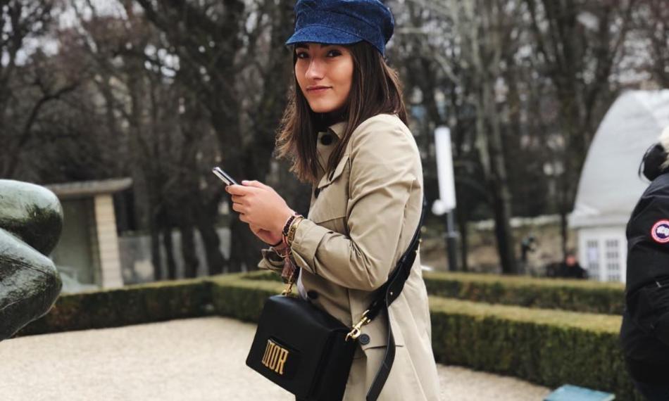 Filha de José Mourinho está em Paris com a mãe