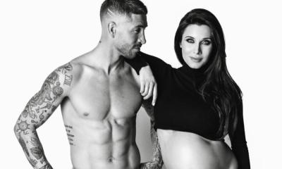 Sergio Ramos e a mulher vão ser pais brevemente
