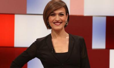 Fátima Lopes no programa 'A Tarde é Sua'