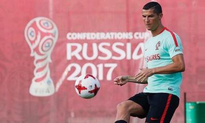 Cristiano Ronaldo na seleção portuguesa