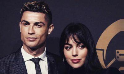 Georgina Rodríguez acompanhou Cristiano Ronaldo na gala das Quinas de Ouro