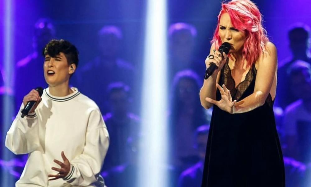 Isaura e Cláudia Pascoal ganharam o passaporte para a Eurovisão na final do Festival da Canção