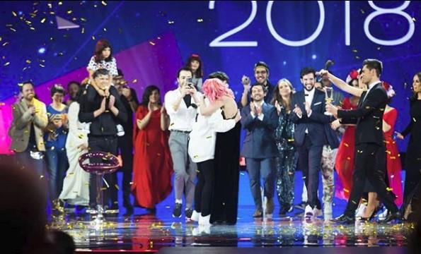 Cláudia Pascoal e Isaura venceram o Festival da Canção