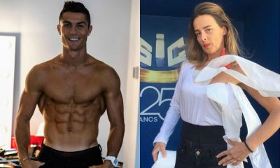 Cristiano Ronaldo e Fake Blogger
