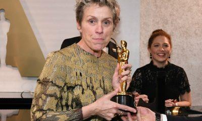 Frances McDormand ganha Óscar de Melhor Atriz