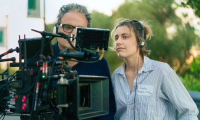 Greta Gerwig está nomeada para o Óscar de Melhor Realizador(a)