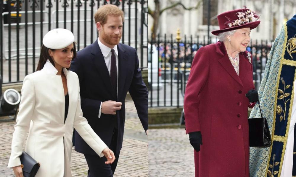 Meghan Markle marca presença no evento anual da Commonwealth juntamente com a Rainha Isabel II