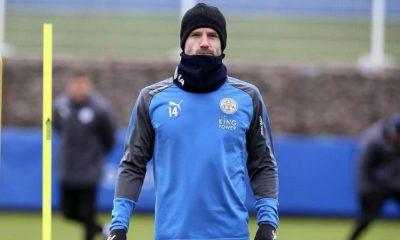Adrien Silva joga atualmente no Leicester