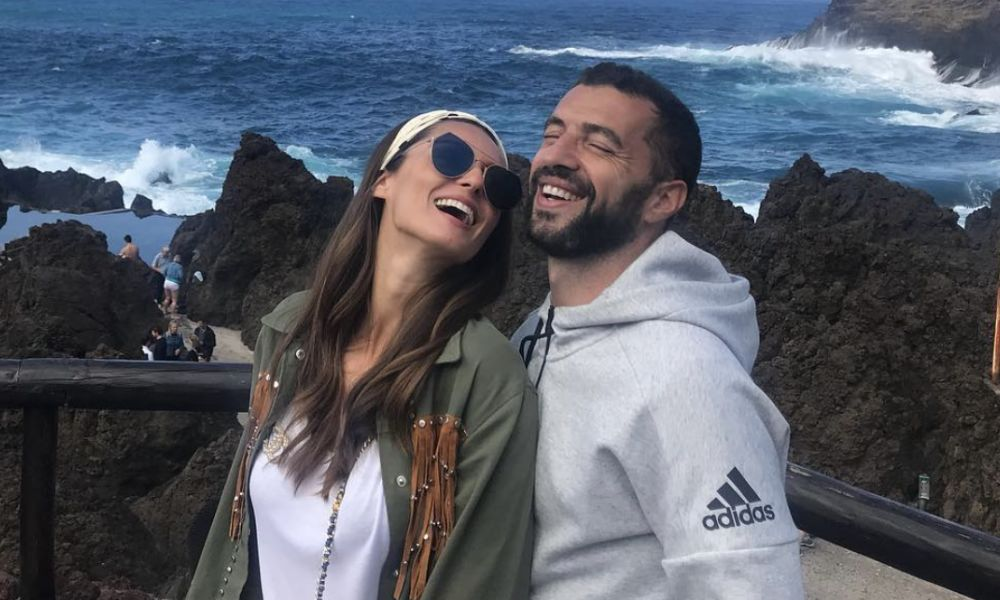 Simão Sabrosa e Vanessa Rebelo estiveram recentemente na Madeira