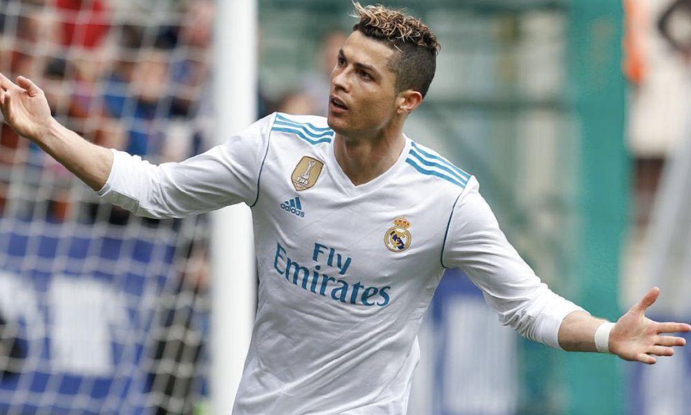 Cristiano Ronaldo repetiu a proeza