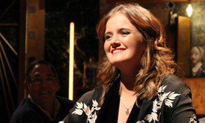 """Carolina Deslandes no programa """"5 para a Meia-Noite"""""""