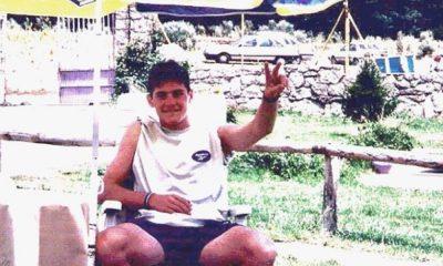 Iker Casillas, jogador do FC Porto, no Verão de 1997