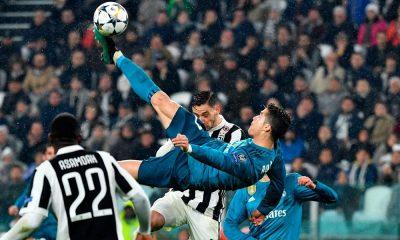 Cristiano Ronaldo marca o 2-0 contra Juventus com um pontapé de bicicleta