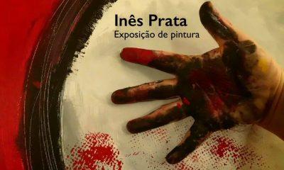 Inês Prata: Exposição de pintura