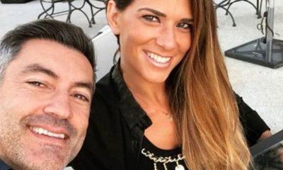 Vitor Baía e Andreia Santos vão ser pais