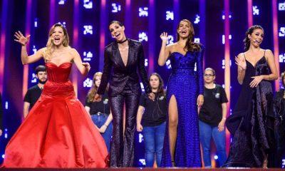 Apresentadoras da Eurovisão