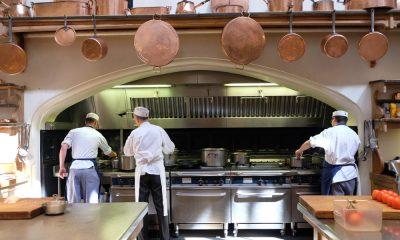 Cozinha real