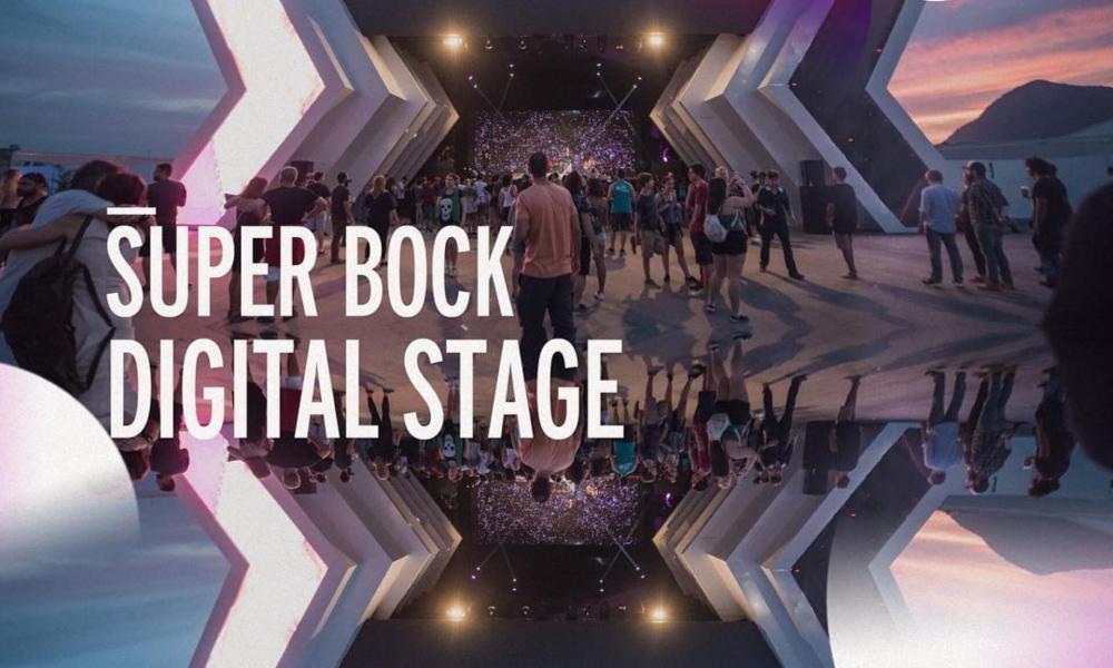 Digital Stage apresentado na Mega Hits