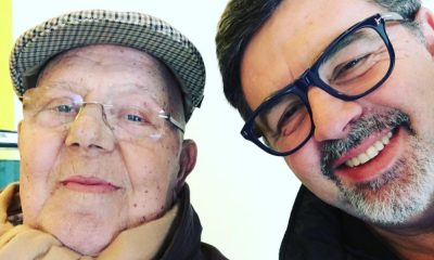 José Carlos Malato e o seu falecido pai